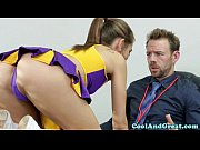 Cheerleader Riley Reid...