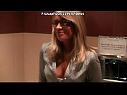 blonde with glasses sucking di