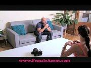 Picture FemaleAgent Big cock casting