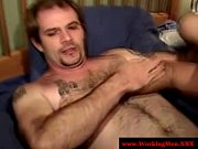 Redneck bears love to suck hairy cock
