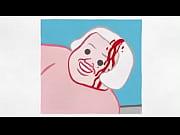 Нарезка кончают на лицо много спермы
