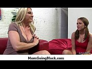 Mom go black - Interracial hardcore sex 13