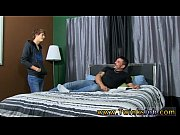 Extreme hot nude gay porn clips Giovanni is late for dinner with his