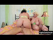 Picture Angelina Castro BBW Birthday 3Way Treat