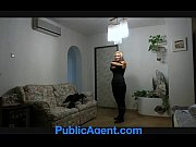 Picture PublicAgent Sexy Blonde want the cover of Pl...