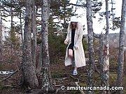 Sabrina brunette Canadian amat