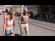 Susanna spears body art naked girl in public