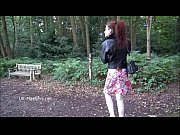 Scarlet mature redheads public flashing and outdoor masturbation of older mum ex