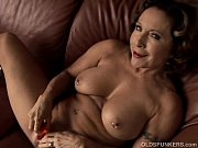 Picture Gorgeous granny with nice big tits fucks her...