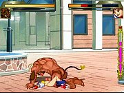 MuGeN (Ep13)-(- Minotauro's Anal Assault on Sakura Kasugano -) view on xvideos.com tube online.