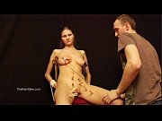 Picture Debutant russian slaves electro bdsm and peg...