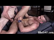 Delightful oral-service for gay stud