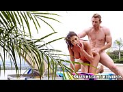 Teen Trophy Wife August Ames Fucks Pool Boy Www.Brazzers.com Video
