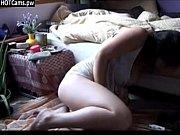 Delicia de esposa se masturbando
