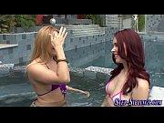 Видео секс с блондинками в блусках