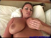 Picture Busty babe Lesley toying her pussy