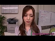 Japanese MILF secretary...