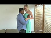 Picture MOM Blonde MILF with Big Tits takes his girth