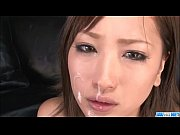 Aika Japan model devours cock in POV styl ...