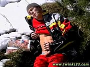 Emo slot gay porn clips first time Roma Smokes In The Snow