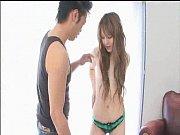 <桜井りあ>スレンダーな極上ボディのお姉さんとスローセックス