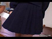 japanese schoolgirls sucking cock (uncensored)