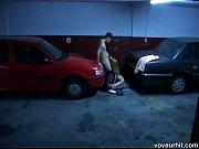Circuito de segurança flagra sexo no estacionamento