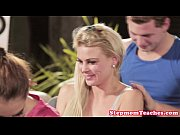 Picture Hungarian milf Afrodity threeway with 20y-Gi...