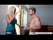 Picture Horny blonde Bridgette B. fucking her neighb...