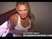 gloryhole the in style bareback cummers all takes milf Hot