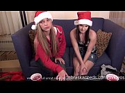 Picture Ho ho ho hot chicks helping eachother with d...