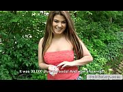 Picture Babe flashing boobs and banging in public fo...
