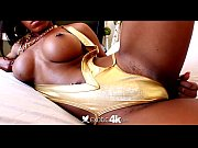 Picture 4K HD - Exotic4K Ebony Nadia Jay with pierced tit...