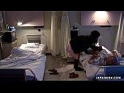【人妻動画 無修正】デカ尻妻が入院先で隣の患者誘惑w【xvide... - YourAVHostの無料エロ動画