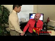my horrible gay boss, scene two – Gay Porn Video
