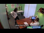 FakeHospital Young woman with killer body caugh...