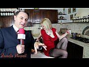 Picture Rossella Visconti: SEX IN THE KITCHEN con An...