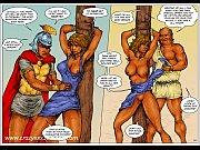 Picture 2D Comic: Golden Rome. Episodes 1-2