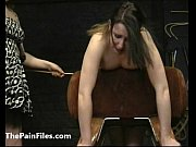 Lyarahs intense lezdom bdsm and cruel amateur spanking of canadian submissive