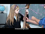 innocenthigh- sexy redhead fucks her teacher – Free Porn Video