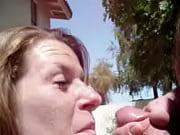 Hooker melissa public facial