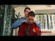 hotties on a business trip get busy – Gay Porn Video