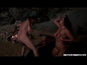 Busty Girls Get Fucked Out In The Desert!