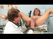 Mature Alena pussy speculum gy