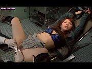 【SM調教アダルト動画】ギャルを手術台に拘束して徹底的にイかせまくる