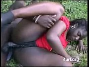 African girl fucking...