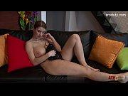 Natural tits girlfriend balls sucking
