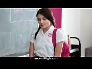 Picture InnocentHigh - School Girl Pressured To Strip and...