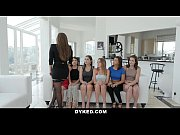 Dyked- Hot Teen Orgy Wi...