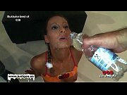 Picture Young Bukkake whore is the ultimate cum drin...